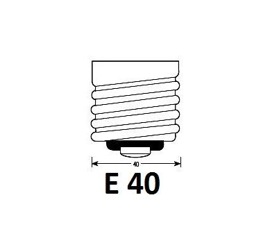 Светодиодные лампы цоколь Е40
