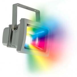 Прожектор светодиодный многоцветный RGB