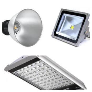 Уличное и промышленное светодиодное освещение