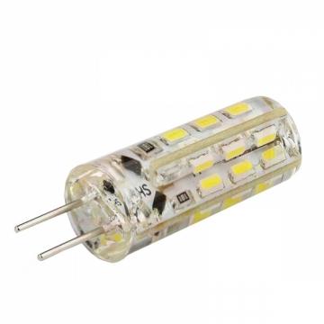 Лампа светодиодная  JC LED 2W 3K G4 12V фирмы LEEK