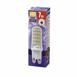 Лампа светодиодная G9 Jazz Way 7 Watt 220 В