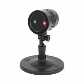 Проектор Лазерный Метеоритный Дождь (Красный Зеленый) Эра