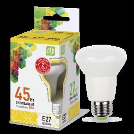 Лампа светодиодная LED-R63-standard 5.0Вт