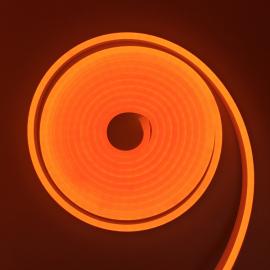 Гибкая Неоновая Светодиодная Лента IP65 (Оранжевый) Leds Power