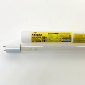 Бактерицидная лампа NTL-Т5 / NTL-Т6 15 Вт 437,4 мм Navigator