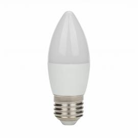 Лампа светодиодная свеча  G37-10W-E27_W Включай