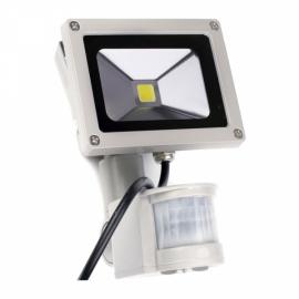 Светодиодный Прожектор Уличный СДО-2Д-10 10Вт С Датчиком Движения ASD