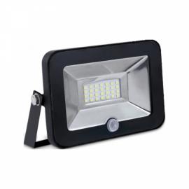 Светодиодный Прожектор Уличный СДО-5Д-10 10Вт С Датчиком Движения LLT