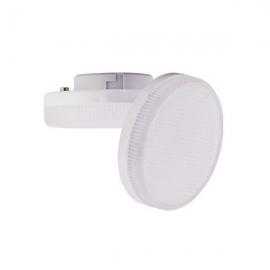Лампа светодиодная GX53 LED  6 W,  матовое стекло