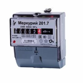Счетчик электрической энергии Меркурий 210.7