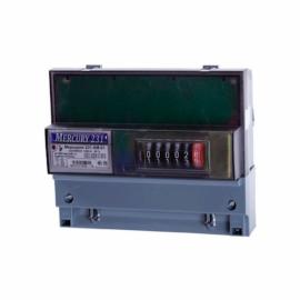 Счетчик электрической энергии Меркурий 231 АМ-01 3Ф однотарифный