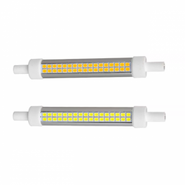 Лампа светодиодная прожекторная прозрачная 118x22 LED-J118-12W/WW/R7s/CL Uniel
