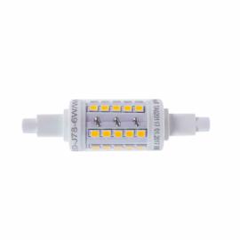 Лампа светодиодная прожекторная прозрачная LED-J78-6W/WW/R7s/CL PLZ06WH Uniel