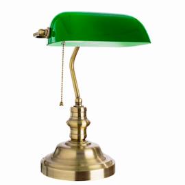 Настольная лампа Arte Lamp BANKER A2492LT-1AB ARTELAMP