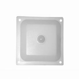 Светодиодный светильник ЖКХ LE LED UTL 8W 4K IP 54(с сенсором) Датчик движения LEEK