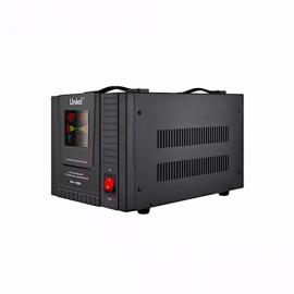 Стабилизатор напряжения напольные RS-1/1000W  релейный 1ф 1000ВА с расширенным диапазоном входного напряжения Uniel