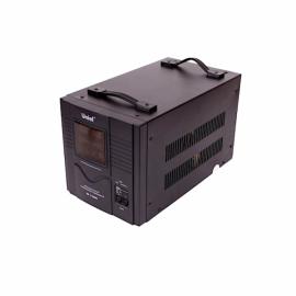 Стабилизатор напряжения напольные RS-1/1500W  релейный 1ф с расширенным диапазоном входного напряжения 1,5 Ква Uniel
