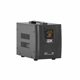 Стабилизатор напряжения переносной HOME 0,5кВА (СНР1-0-0,5) IEK