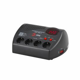 Стабилизатор напряжения компактный универсальный 160-260В/220В, 1000ВА СНК-1000-Ц ЭРА