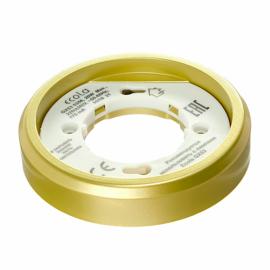 Светильник накладной легкий белый GX53 Ecola FW5356ECD (без лампы)