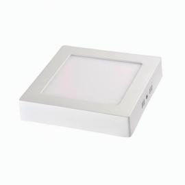 Светильник светодиодный накладной даунлайт 6W 4200K квадрат 120x120x32 DSSW60ELC Ecola