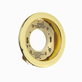 Светильник плоский Золото GX53-H6 16x101 Light Ecola TG5325ECB