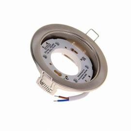 Светильник плоский Хром GX53-H6 16x101 Light Ecola TC5325ECB