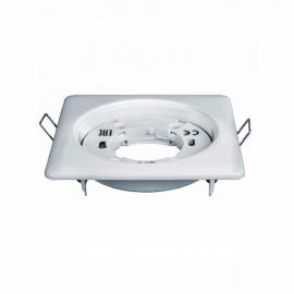 Светильник Квадрат GX53 5357 Легкий Белый 25x107 FW5357ECD  Ecola