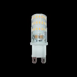 Светодиодная лампа  PLED-G9 5W 2700/4000 K 220B jazzway