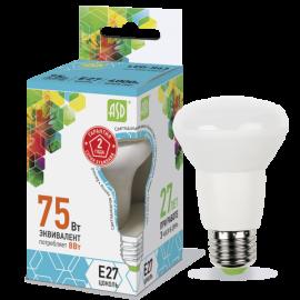 Лампа светодиодная LED-R63-standard 8.0Вт