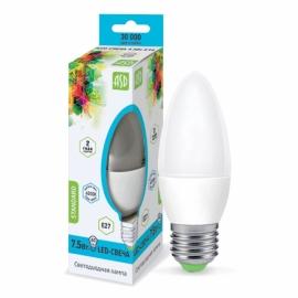Лампа светодиодная LED-СВЕЧА-standard 7,5Вт