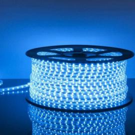 Светодиодная Лента IP68 (Синий) 14.4w/m (1м) Ecola