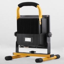 Feron Прожектор светодиодный переносной с зарядным устройством 30W, 6400K, IP65, LL-912