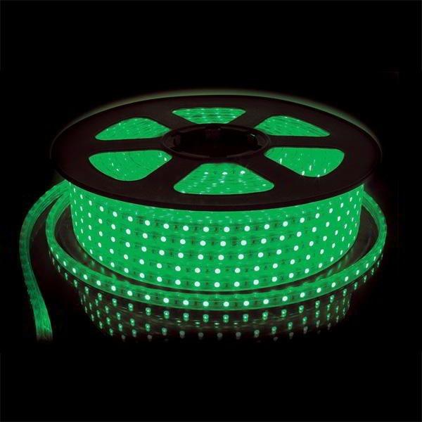 Светодиодная Лента IP67 (Зеленый) 4.8w/m (1м) Включай Pro