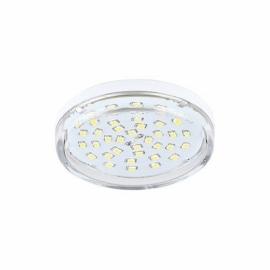 Лампа светодиодная Ecola Light GX53 LED  4,2W,  прозрачное стекло