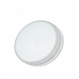 Лампа светодиодная GX53 LED 10W,  матовое стекло