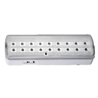 Светильник светодиодный аварийный СБА 1096-30DC 30LED 600mAh lithium battery DC IN HOME