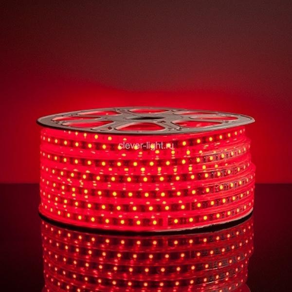Светодиодная Лента IP67 (Красный) 4.8w/m (1м) Включай Pro